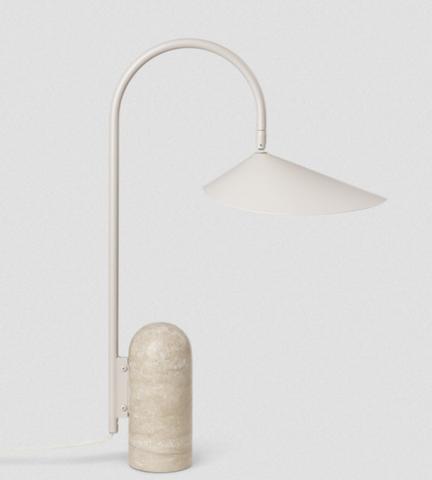Bilde av Arum bordlampe Cashmere