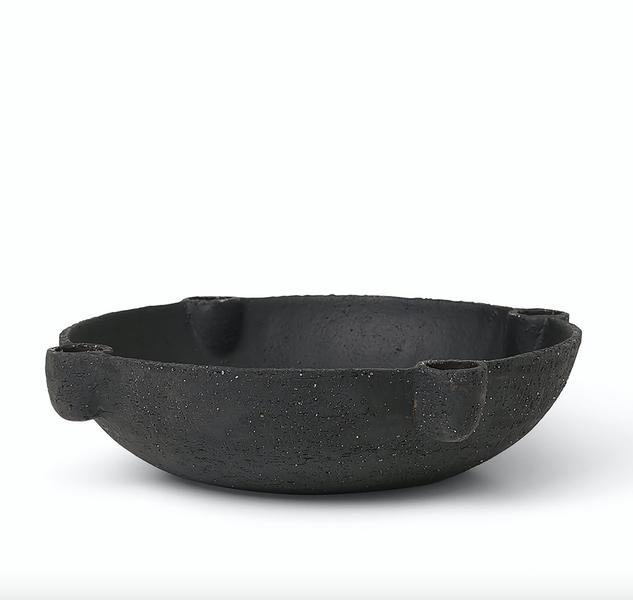 Bowl adventslysestake, Black