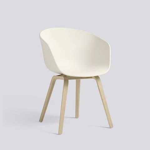 Bilde av AAC 22 Cream stol HAY