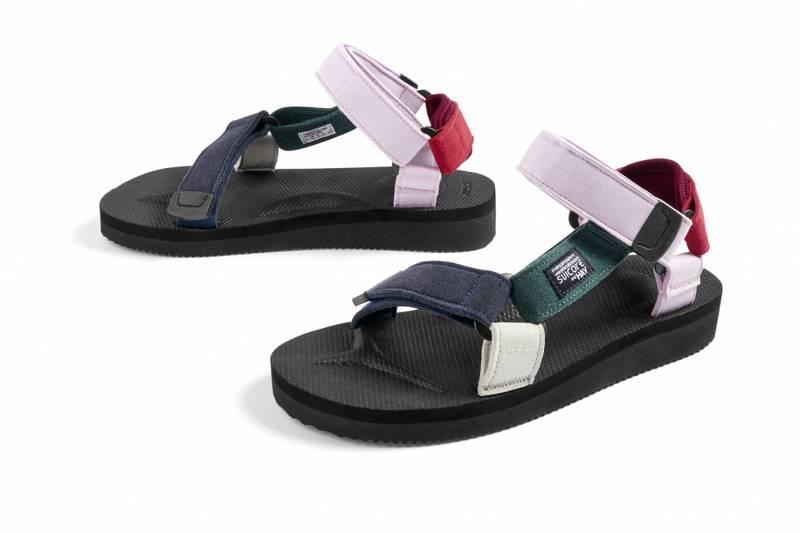 HAY x Suicoke Sandal Urban Sport