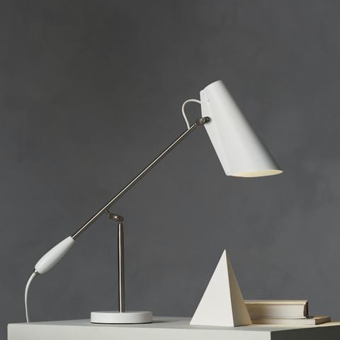 Bilde av Birdy bordlampe Hvit