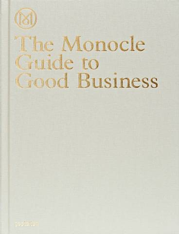 Bilde av The Monocle Guide to Good